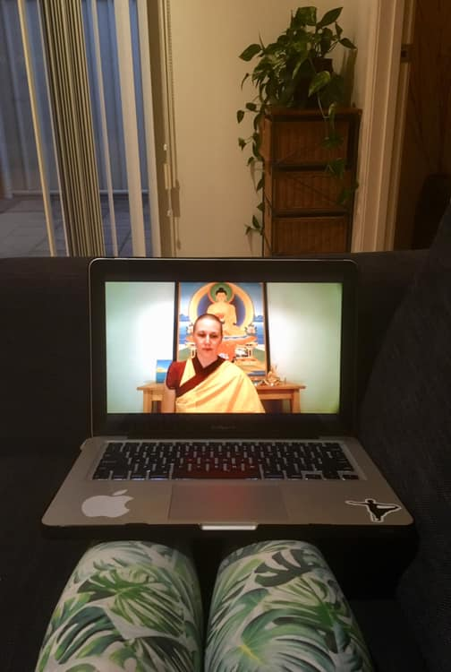 online meditation class adelaide