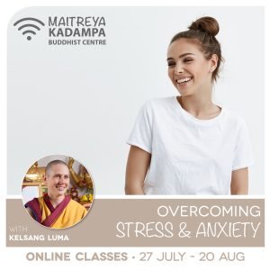 Online - Overcoming Stress & Anxiety